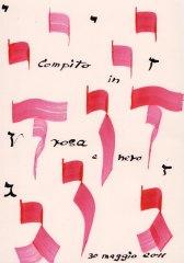 compito in rosa